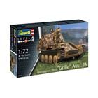 Plastic ModelKit military 03315 - Sturmpanzer 38(t) Grille Ausf. M (1:72)