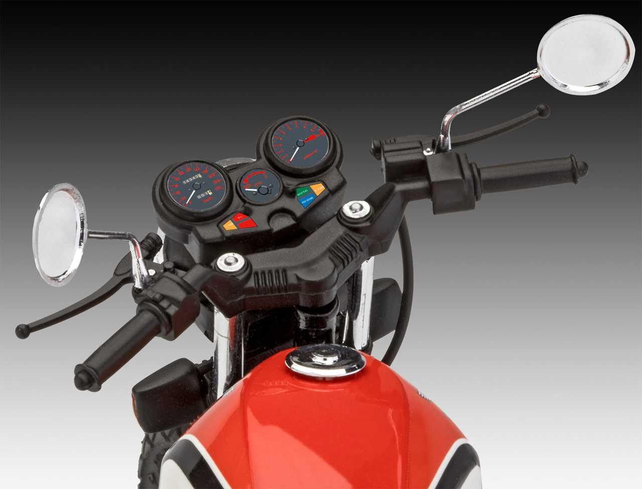 1:12 Honda CBX400F