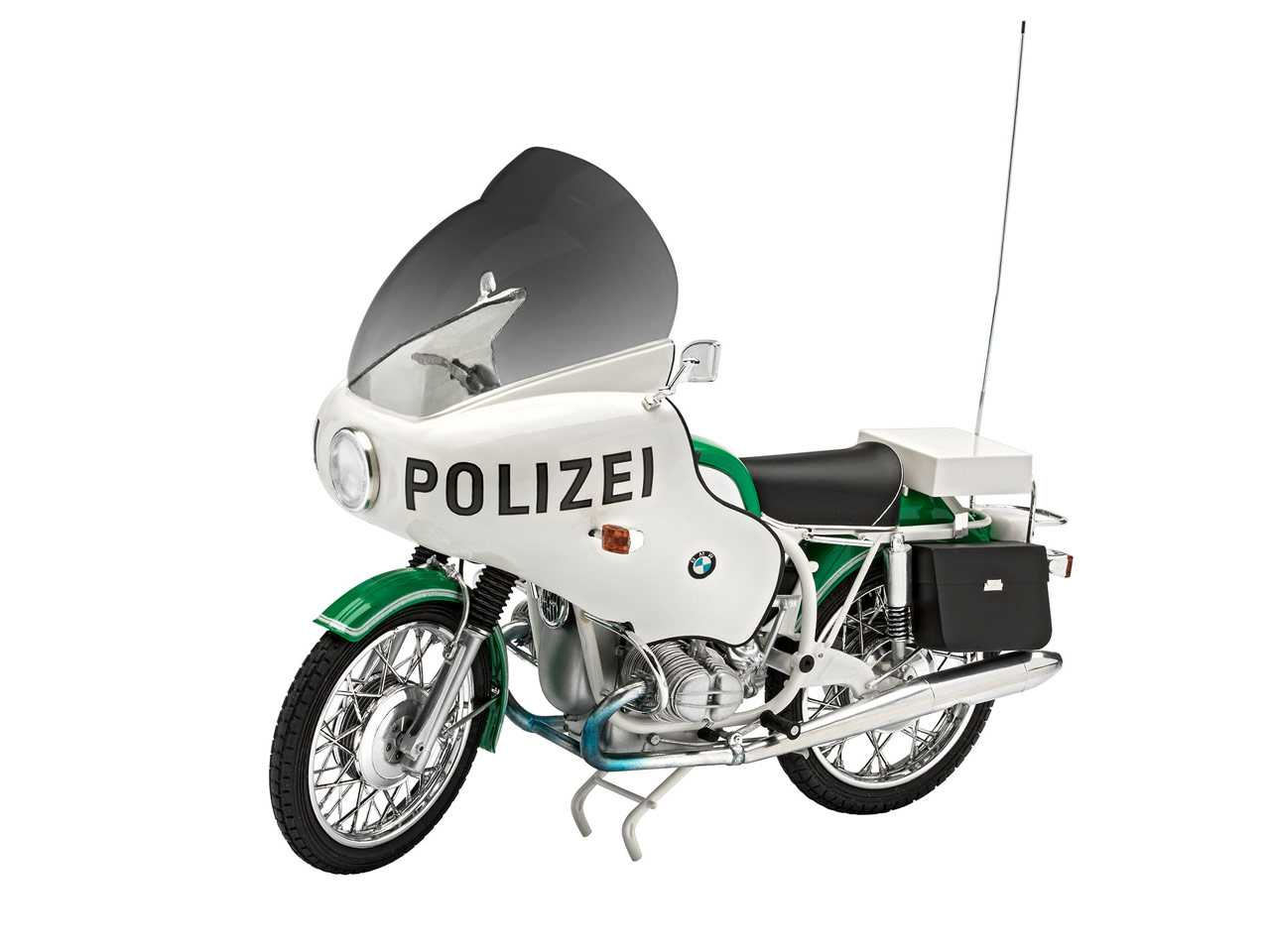 1:8 BMW R75/5, Police
