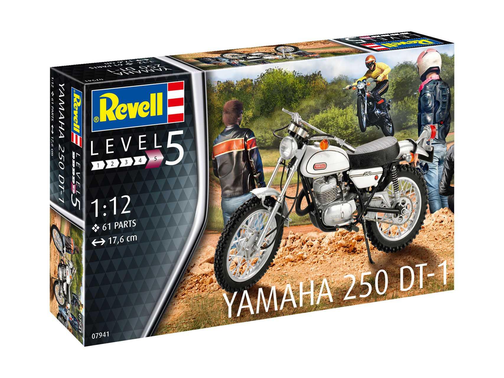 1:12 Yamaha 250 DT-1 (1968)