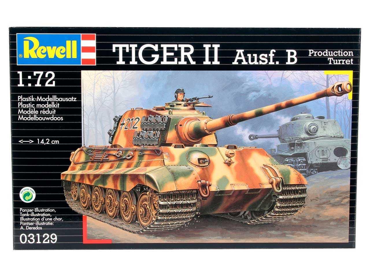 Revell Tiger II Ausf. B (1:72)