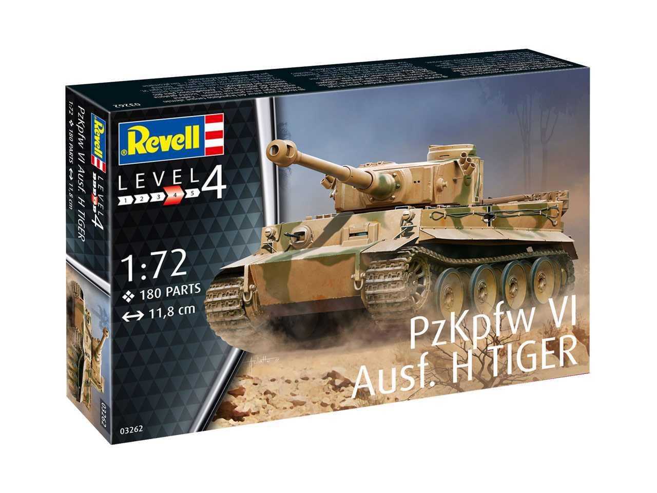 1:72 Pz.Kpfw.VI Ausf. H Tiger