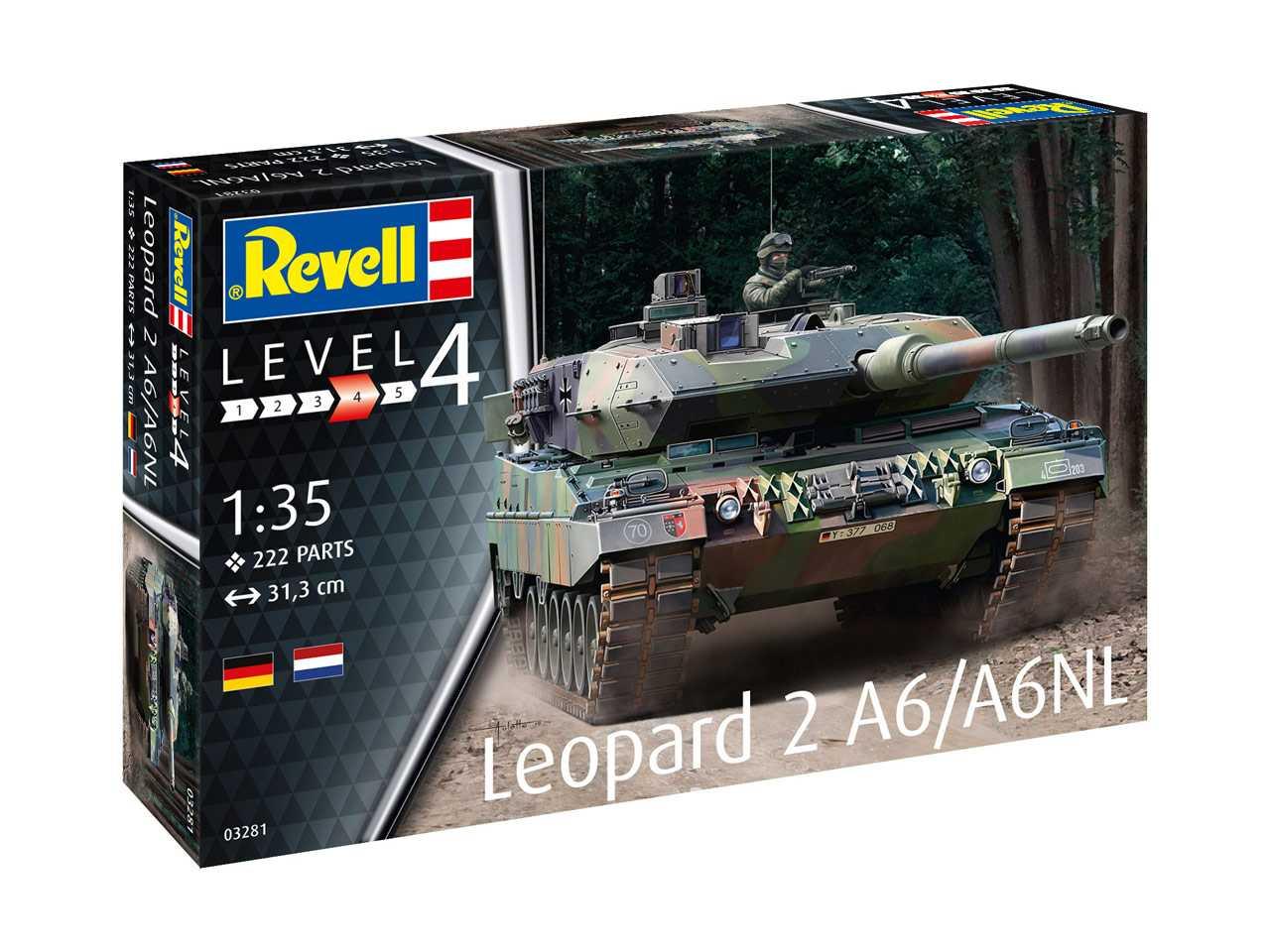 1:35 Leopard 2 A6/A6NL