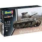 Plastic ModelKit tank 03290 - Sherman M4A1 (1:72)