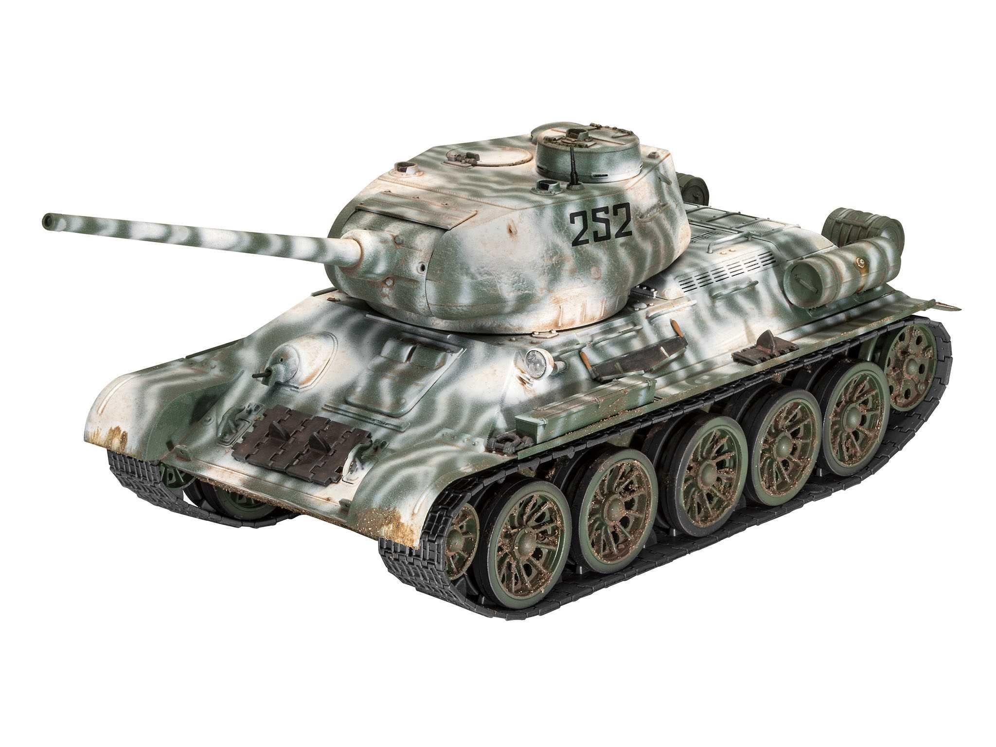 1:35 T-34/85