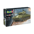 Plastic ModelKit tank 03323 - M24 Chaffee (1:76)