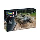 Plastic ModelKit tank 03328 - T-55A/AM with KMT-6/EMT-5 (1:72)
