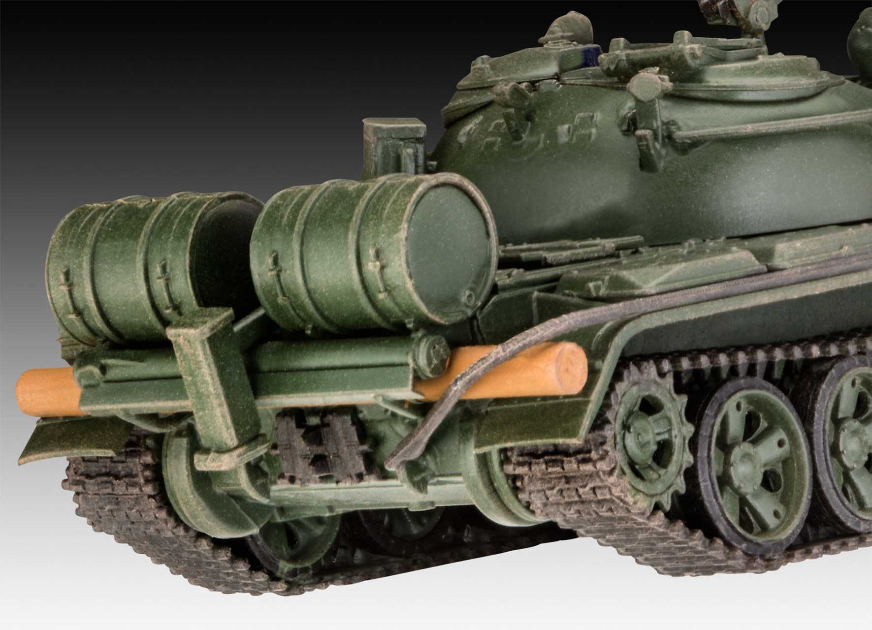1:72 T-55A/AM with KMT-6/EMT-5