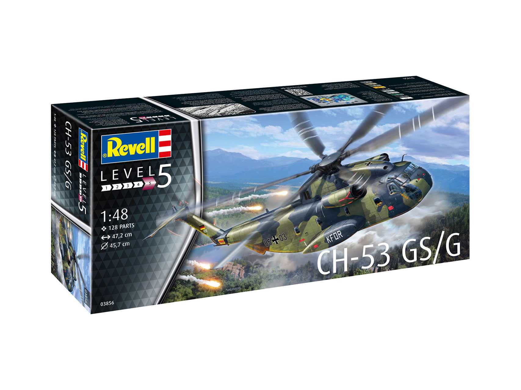 1:48 Sikorsky CH-53 GS/G