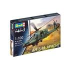 Plastic ModelKit vrtuln�k 04985 - AH-64A Apache (1:100)