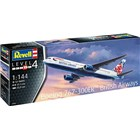 Plastic Modelkit letadlo 03862 - Boeing 767-300ER (British Airways Chelsea Rose) (1:144)