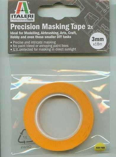 3mm Precision Masking Tape (2 pcs)