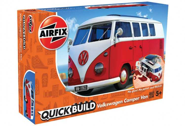 VW Camper Van QUICK BUILD