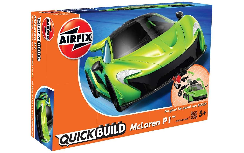 QUICK BUILD McLaren P1 (zelený)