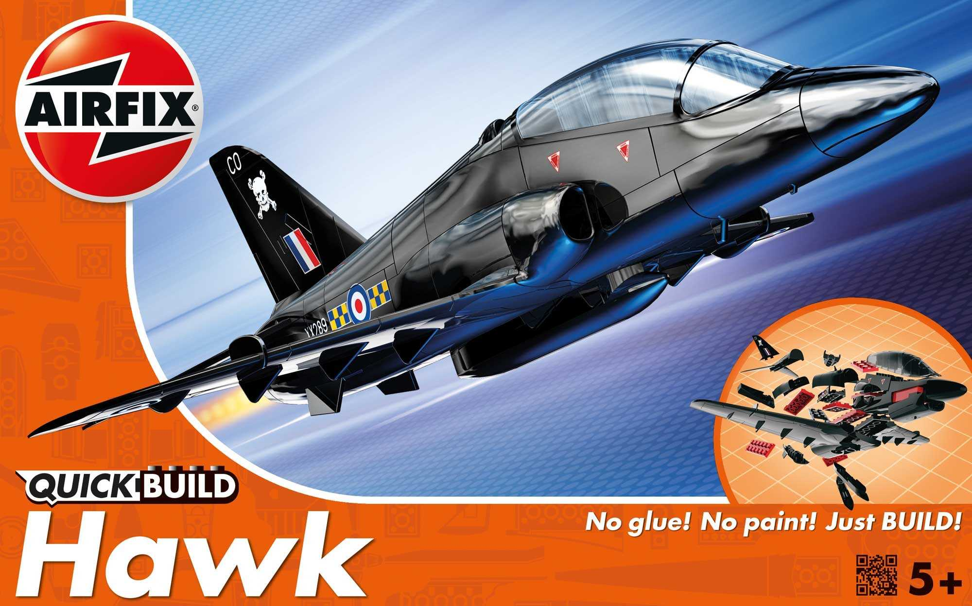 QUICK BUILD Hawk