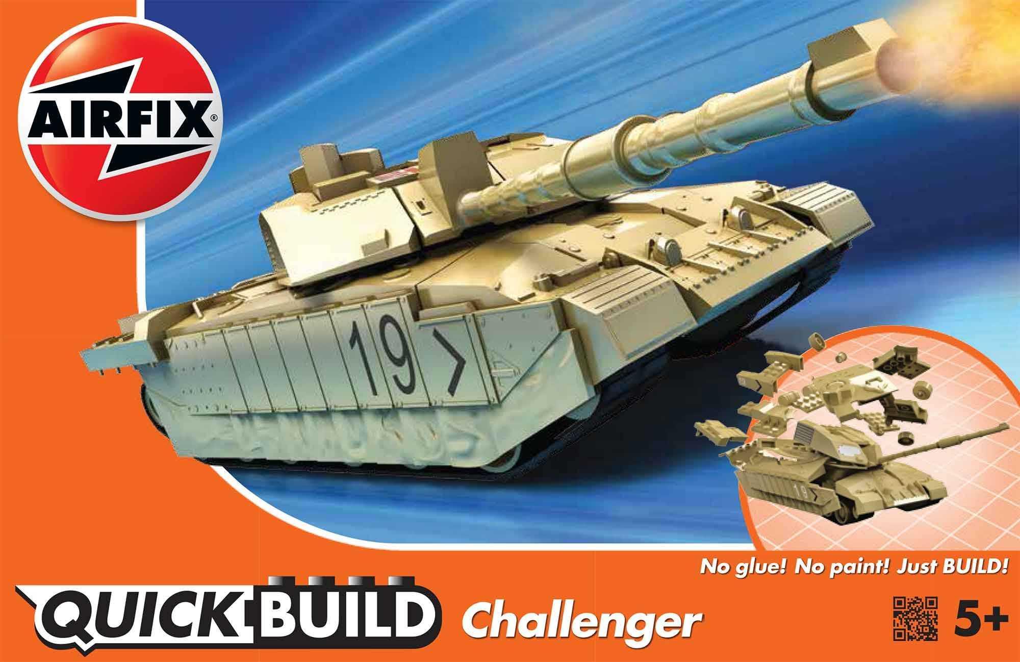 QUICK BUILD Challanger