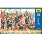 Wargames (AoB) figurky 8042 - French Elite Infantry Voltigeurs  (re-release) (1:72)