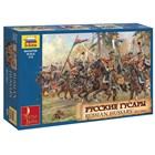 Wargames (AoB) figurky 8055 - Russian Hussars 1812-1814 (1:72)