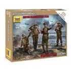 Wargames (WWII) figurky 6174 - British Headquarter (1:72)
