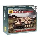 Wargames (WWII) military 6183 - Sd.Kfz.173 Jagdpanther German Heavy Tank Destroyer (1:100)