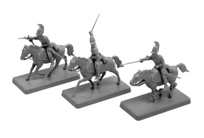 1:72 Russian Dragoons 1812-1814