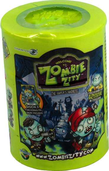 Zombie Zity - Barrel Pack